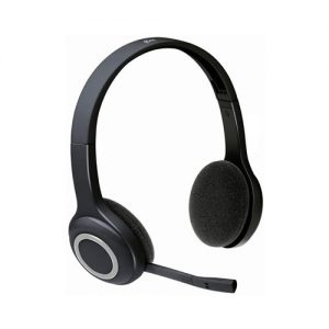 Logitech H600 Wireless Headset with Noise-Cancelling Mic