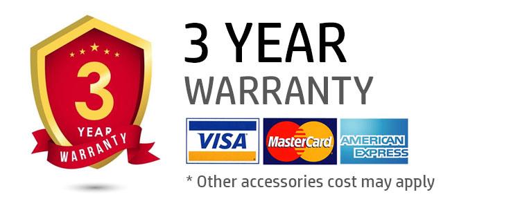 3Year-warranty