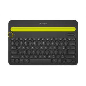 Logitech - Keyboard K480 Bluetooth