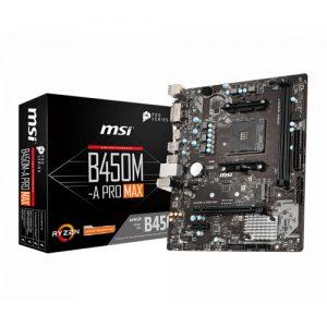 MSI B450M-A Pro Motherboard
