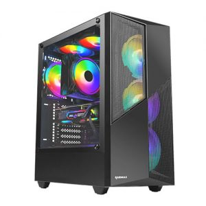 RAIDMAX X627 MID-TOWER GAMING CASE